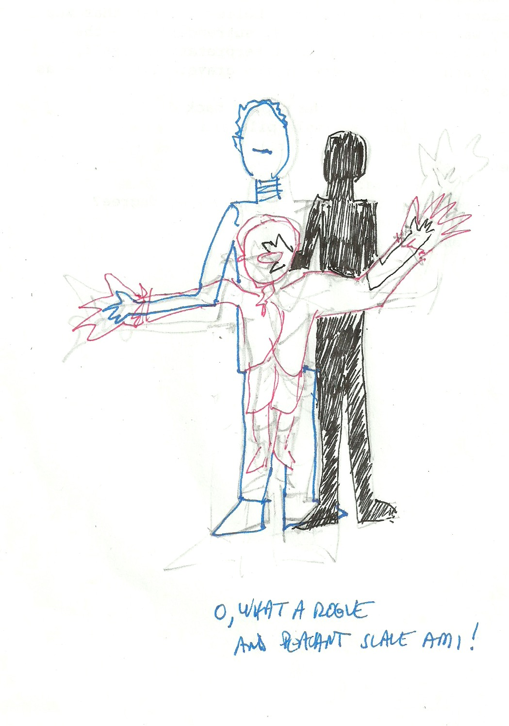 puppet sketches 3